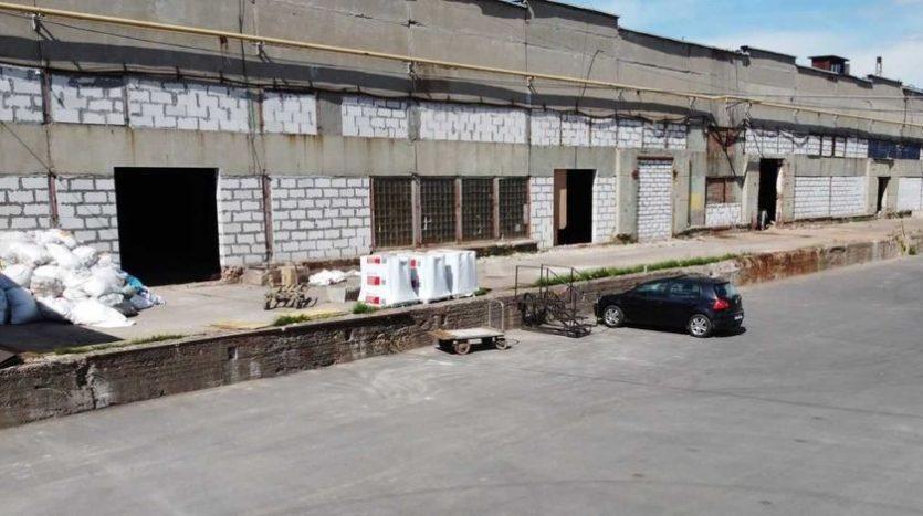Kiralık - Sıcak depo, 11000 m2, Chernihiv - 11