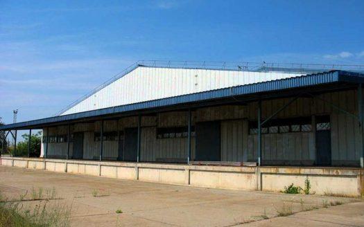 Sale – Refrigerated warehouse, 4258 sq.m., Reni