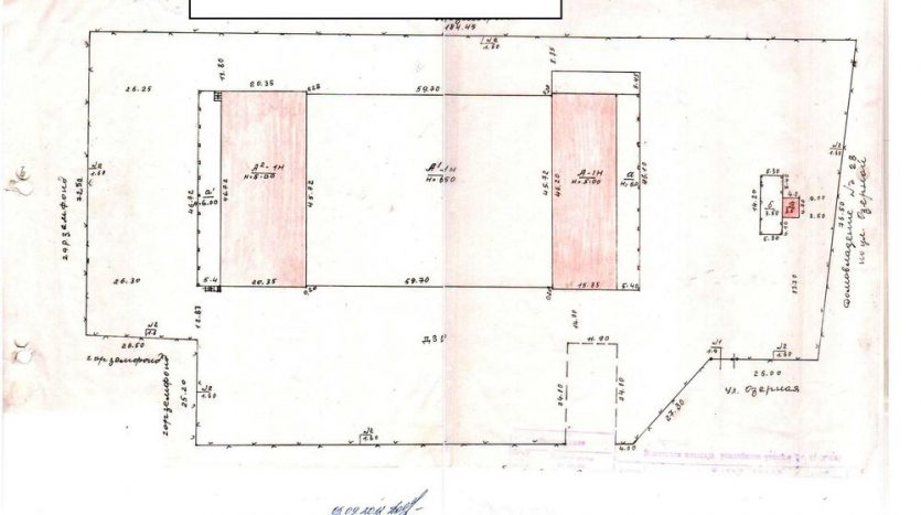 Продажа - Холодильный склад, 4258 кв.м., г. Рени - 13