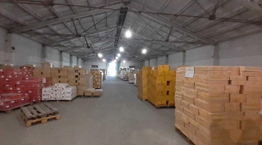 Оренда - Сухий склад, 1711 кв.м., м Капустине