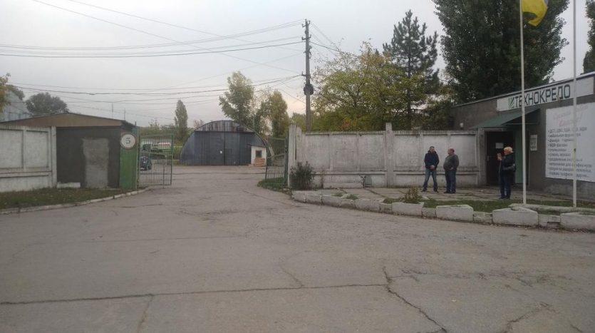 Sale - Dry warehouse, 4440 sq.m., Kamenskoe