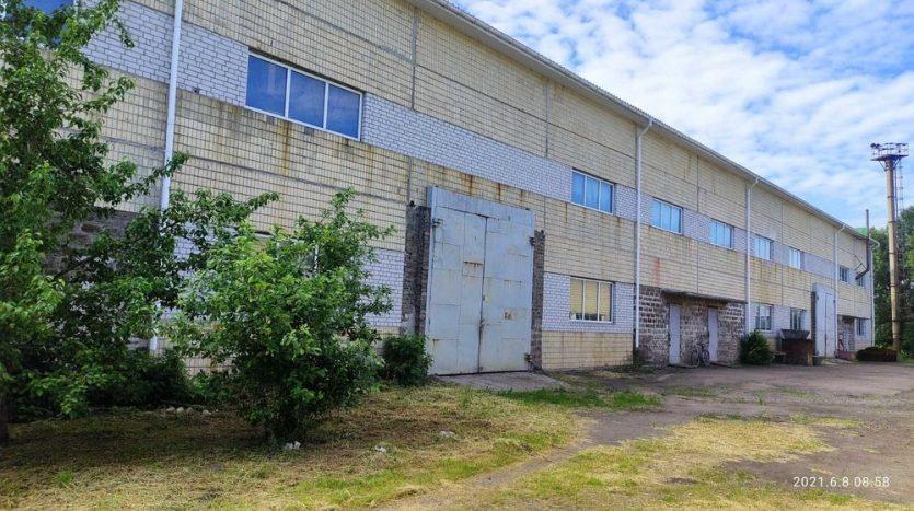 Аренда - Сухой склад, 864 кв.м., г. Черкассы