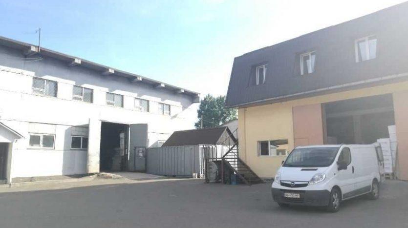 Продаж - Сухий склад, 1250 кв.м., м Київ - 2