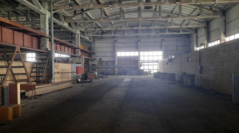 Rent - Dry warehouse, 1000 sq.m., Kiev