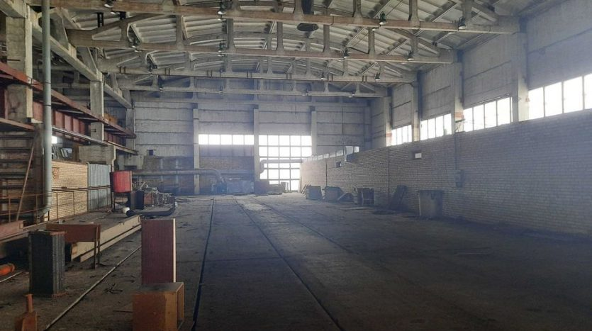 Rent - Dry warehouse, 1000 sq.m., Kiev - 2