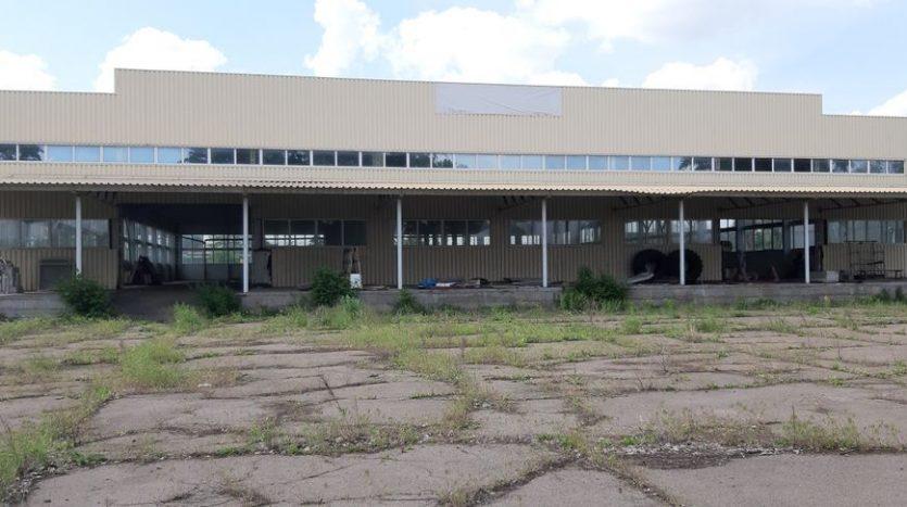 Satılık - Kuru depo, 3500 m2, Kryvyi Rih