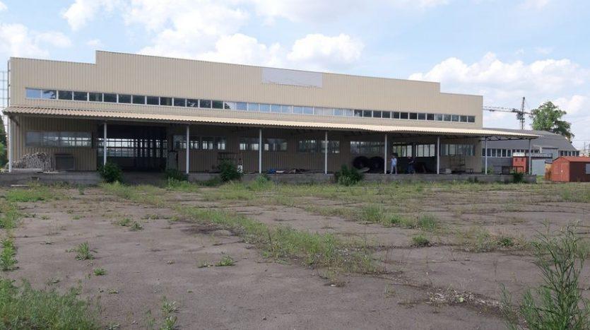 Satılık - Kuru depo, 3500 m2, Kryvyi Rih - 2