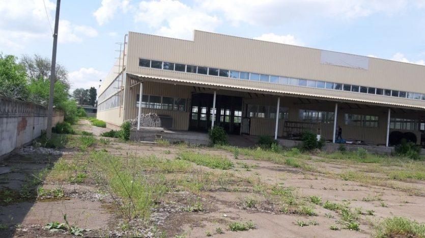 Satılık - Kuru depo, 3500 m2, Kryvyi Rih - 5