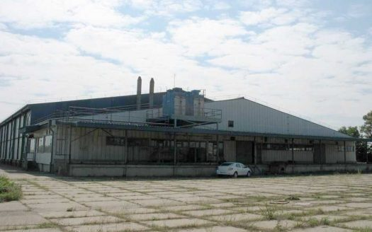 Sale – Refrigerated warehouse, 4258 sq.m., Dnipro