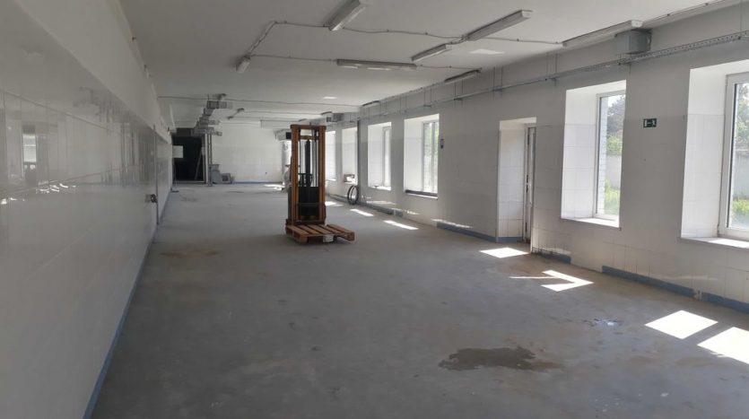 Продаж - Теплий склад, 2500 кв.м., м Нижча Дубечня