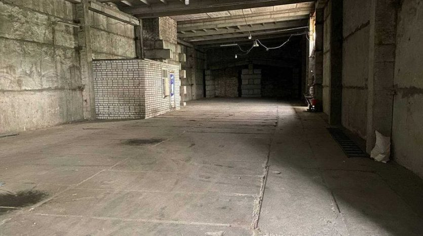 Sale - Dry warehouse, 600 sq.m., Dnipro