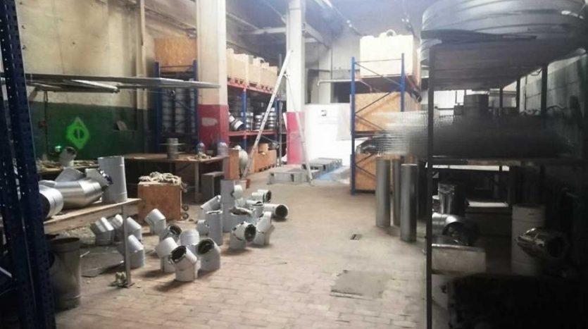 Rent - Dry warehouse, 1660 sq.m., Kiev - 7