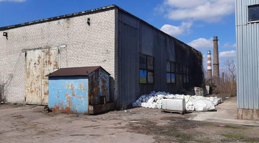 Продажа - Сухой склад, 1887 кв.м., г. Каменское - 10