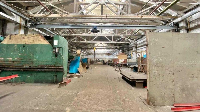 Аренда - Теплый склад, 2150 кв.м., г. Днепр - 5