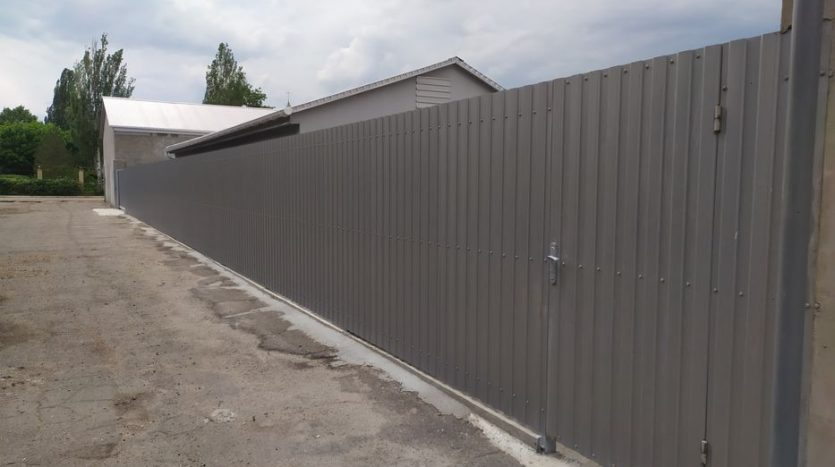 Продажа - Сухой склад, 1700 кв.м., г. Бердянск - 2