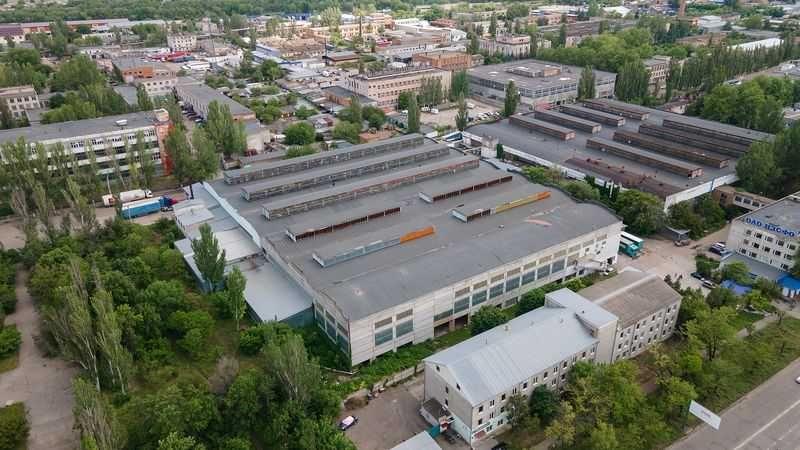 Sale - Dry warehouse, 15000 sq.m., Nikolaev