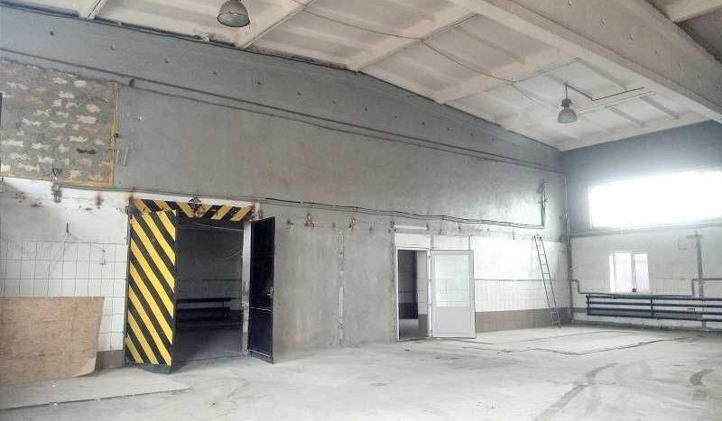 Оренда - Теплий склад, 815 кв.м., г. Одесса