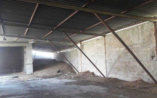 Satılık – Kuru depo, 900 m2, Dnipro