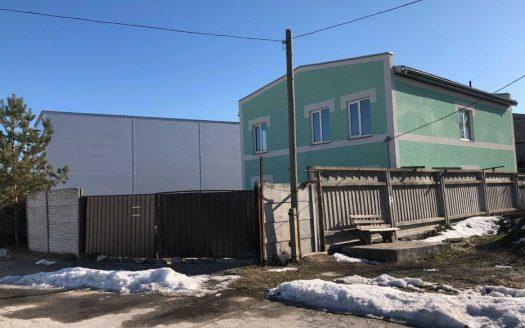 Аренда — Теплый склад, 3350 кв.м., г. Белая Церковь