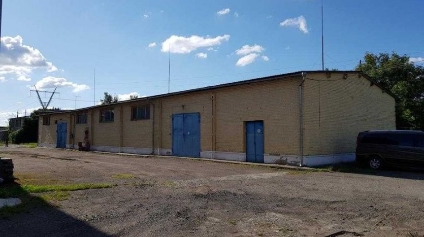 Аренда - Сухой склад, 1280 кв.м., г. Полонка