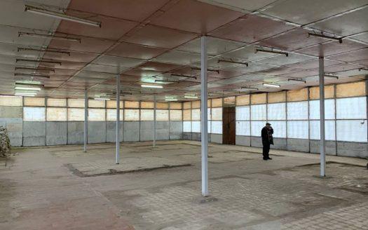 Оренда – Теплий склад, 500 кв.м., м Дергачі