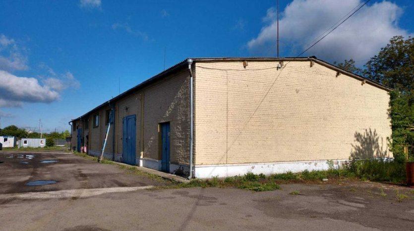 Аренда - Сухой склад, 1280 кв.м., г. Полонка - 2