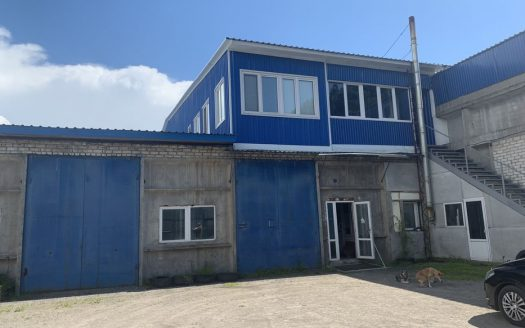 Rent – Warm warehouse, 2000 sq.m., Kremenchug
