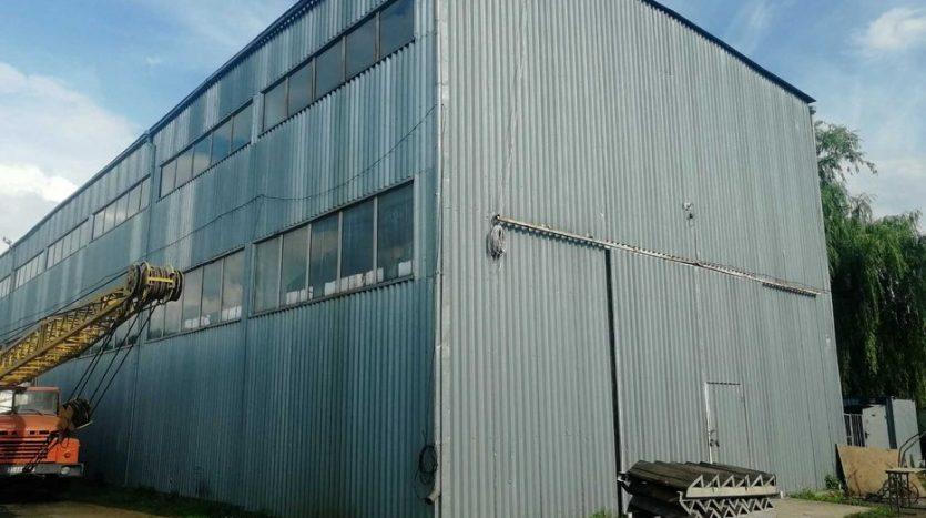 Аренда - Сухой склад, 1280 кв.м., г. Полонка - 8