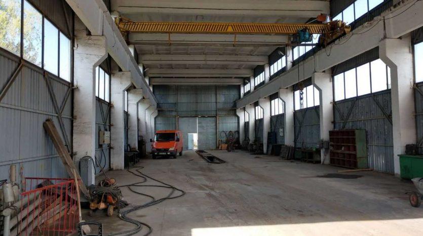 Аренда - Сухой склад, 1280 кв.м., г. Полонка - 9