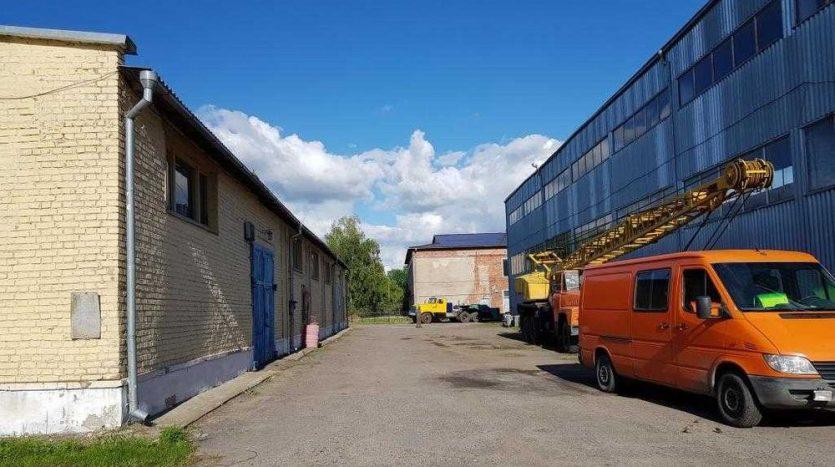 Аренда - Сухой склад, 1280 кв.м., г. Полонка - 10
