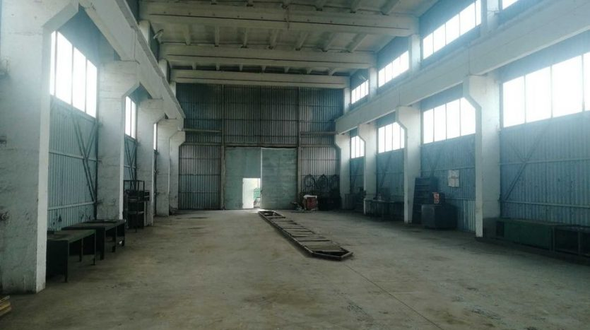 Аренда - Сухой склад, 1280 кв.м., г. Полонка - 11