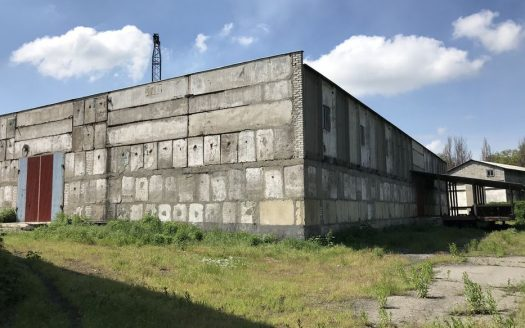Rent – Dry warehouse, 1152 sq.m., Dnipro