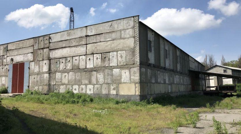 Kiralık - Kuru depo, 1152 m2, Dnipro
