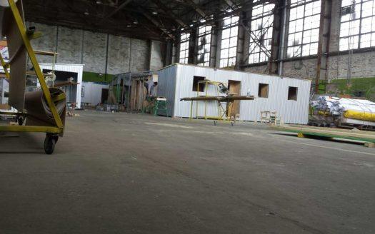 Аренда — Сухой склад, 1500 кв.м., г. Винница