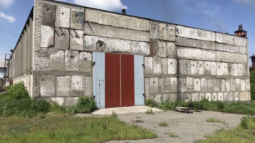 Kiralık - Kuru depo, 1152 m2, Dnipro - 2
