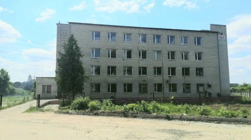 Аренда - Сухой склад, 541 кв.м., г. Львов - 3