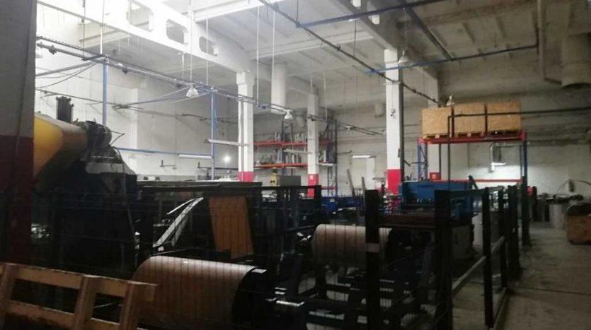 Rent - Dry warehouse, 1660 sq.m., Kiev - 3