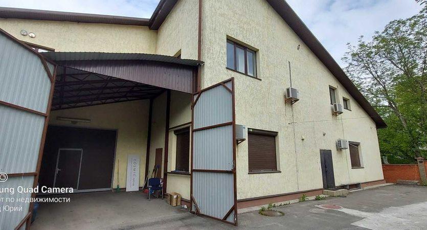 Rent - Warm warehouse, 1100 sq.m., Kiev