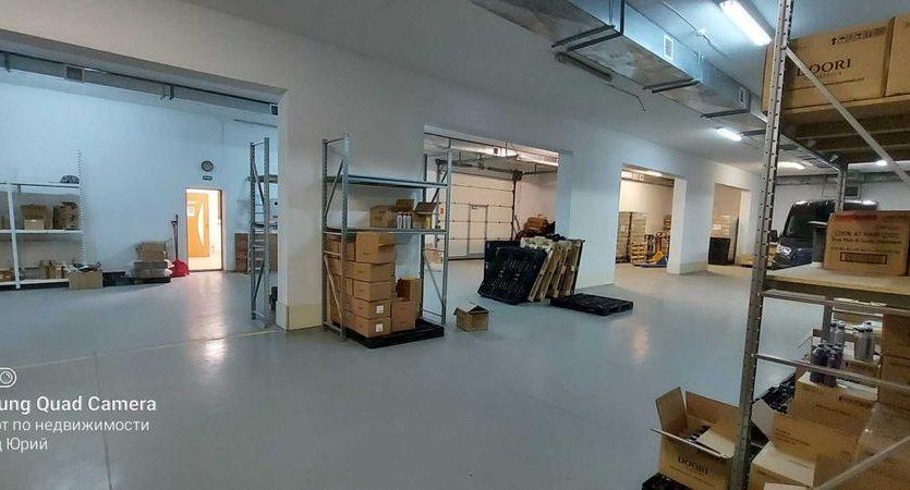 Rent - Warm warehouse, 1100 sq.m., Kiev - 11