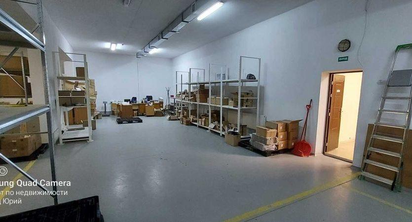 Rent - Warm warehouse, 1100 sq.m., Kiev - 18