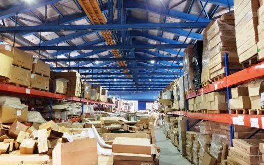 Аренда — Теплый склад, 1500 кв.м., г. Вышгород