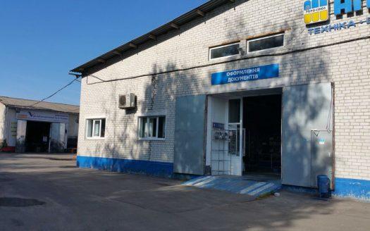 Kiralık – Kuru depo, 1000 m2, Borispol