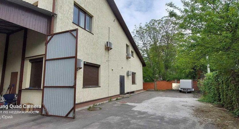 Rent - Warm warehouse, 1100 sq.m., Kiev - 17