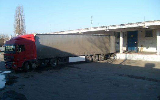 Rent – Dry warehouse, 600 sq.m., Kolomiytsevo