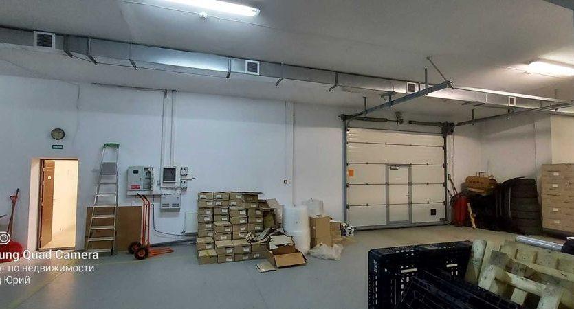 Rent - Warm warehouse, 1100 sq.m., Kiev - 16
