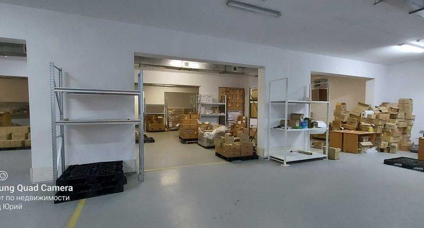 Rent - Warm warehouse, 1100 sq.m., Kiev - 15