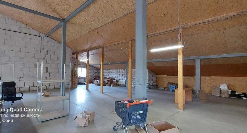 Rent - Warm warehouse, 1100 sq.m., Kiev - 12