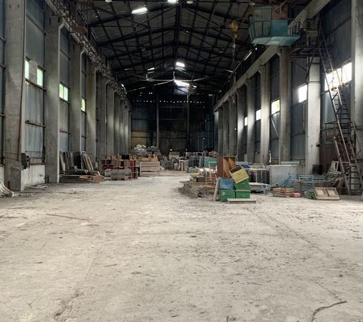 Аренда - Сухой склад, 1000 кв.м., г. Киев
