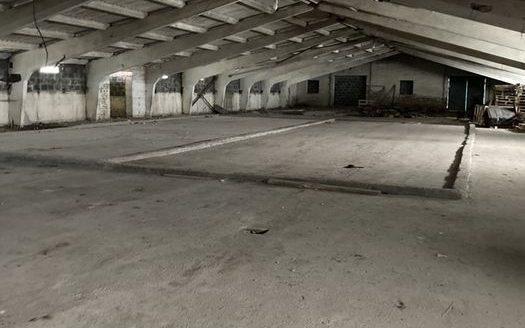 Rent – Dry warehouse, 1000 sq.m., Romankov