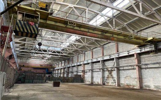 Аренда — Сухой склад, 1600 кв.м., г. Львов